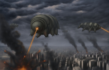 attack_of_the_tardigrades_by_ramul
